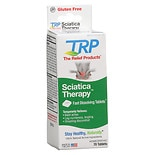 The Relief Products Sciatica Therapy Homeopathic Fast Dissolving Tablets