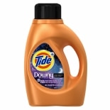 Tide Plus a Touch of Downy Liquid Laundry Detergent Sweet Dreams