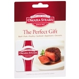 Omaha Steaks Non-Denominational Gift Card