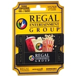 Regal Theaters Non-Denominational Gift Card