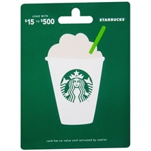Starbucks Non-Denominational Gift Card