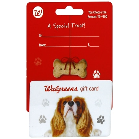 Walgreens Non-Denominational Gift Card