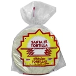 Santa Fe Tortillas 30 Pack White Corn