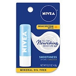 Nivea Lip Care A Kiss of Smoothness Hydrating Lip Care, SPF 15 Shea Butter & Aloe