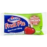Hostess Fruit Pie Apple