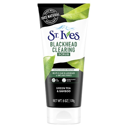 St. Ives Blackhead Clearing Scrub Green Tea