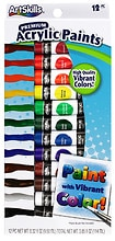ArtSkills Acrylic Paints Assorted
