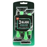 Studio 35 Men's Triple-Blade Disposable Razors