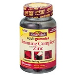 Nature Made Immune Complex with Zinc Adult Gummies Mixed Berries