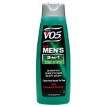 Alberto VO5 Men's 3-IN-1 Shampoo, Conditioner & Body Wash Fresh Energy