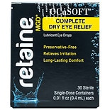 Ocusoft Retaine MGD Ophthalmic Emulsion Sterile Single-Dose Containers