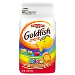 Pepperidge Farm Goldfish Colors Baked Snack Crackers Cheddar