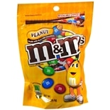 M&M's Candies Peanut