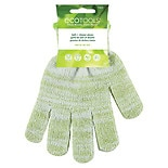 Eco Tools Recycled Bath & Shower Gloves Assorted
