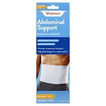 Walgreens Abdominal Support Small/Medium