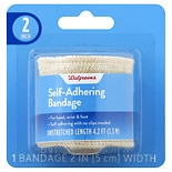 Walgreens Self Adhering Bandage 2 inch