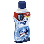 Finish Jet Dry Rinse Aid, Dishwasher Rinse Agent, Power & Free