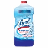 Lysol Power & Free Multi-Purpose Cleaner Pourable Oxygen Splash