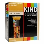 KIND Nuts & Spices Bars Caramel Almond & Sea Salt