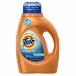 Tide Coldwater Clean High Efficiency Liquid Laundry Detergent 24 Loads Fresh