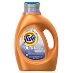 Online Coupon: Click & save $2 on one select Tide laundry detergent