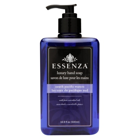 Luxury Hand Soap South Pacific Waters by Essenza