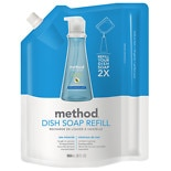 method Dish Soap Refill Sea Minerals