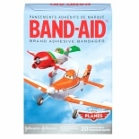 Band-Aid Adhesive Bandages Assorted Sizes Disney's Planes