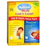 Hyland's Kids' Day & Night Cold & Cough Combo