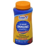 Ester C Vitamin C 1000mg Gummies Berry