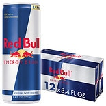 Red Bull Energy Drink, 12-Pack