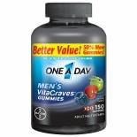 One A Day VitaCraves Men's Multivitamin Gummies