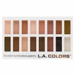 L.A. Colors 16 Color Eyeshadow Palette Sweet