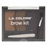 L.A. Colors Perfect Brow Kit Medium