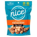 Nice! Pistachios in Shell Sea Salt