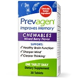Prevagen Memory Improvement, Chewable Capsules