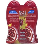 Softsoap Body Wash 18oz Pomegranate & Mango