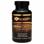 Olympian Labs Max Cuts - Extreme Fat Burner Thermogenic Blend, Capsules