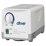 Drive Medical Variable Pressure Pump for Drive Med-Aire White