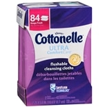 Cottonelle Ultra Cleansing Cloths Refills