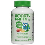 SmartyPants Kids' Multi-Vitamin Gummies Complete No Sugar Assorted