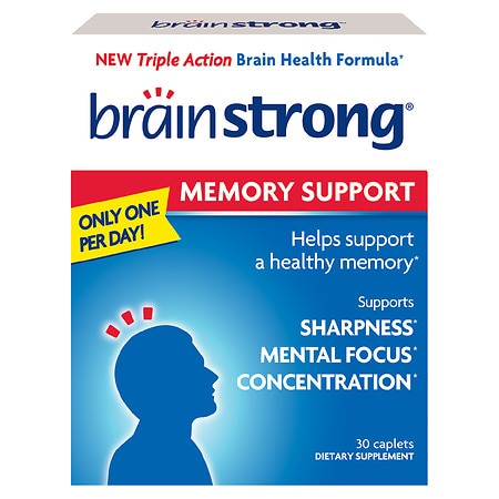 Brain & Memory Support Supplements