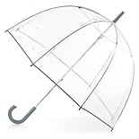West Loop Fashion Stick 48 inch Umbrella Assorted