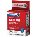 Walgreens Omega-3 Krill Oil, Softgels