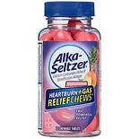 Alka-Seltzer Heartburn + Gas ReliefChews Chewable Tablets Tropical Punch