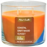 Patriot Candles Layer Candle Coastal Blue