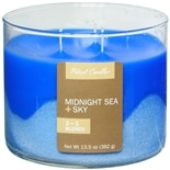 Patriot Candles Wave Candle Midnight Sea + Sky