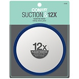 Conair 12X Mirror with Suction Cup
