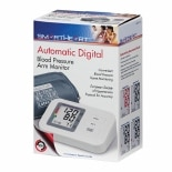 Veridian Healthcare SmartHeart Automatic Arm Digital Blood Pressure Monitor White