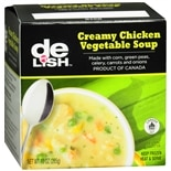 Good & Delish Creamy Soup Chicken Vegetable